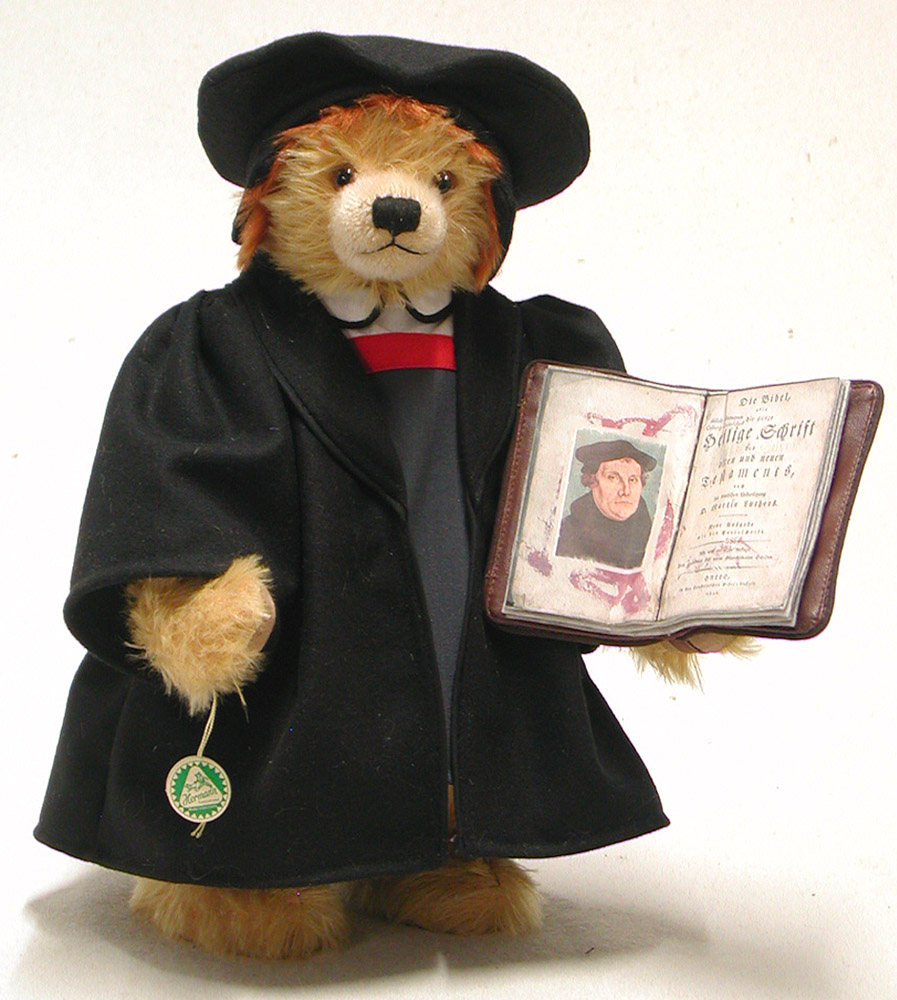 Martin luther thesis 40